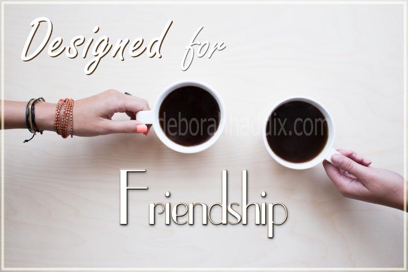 21 Scriptures on Friendship