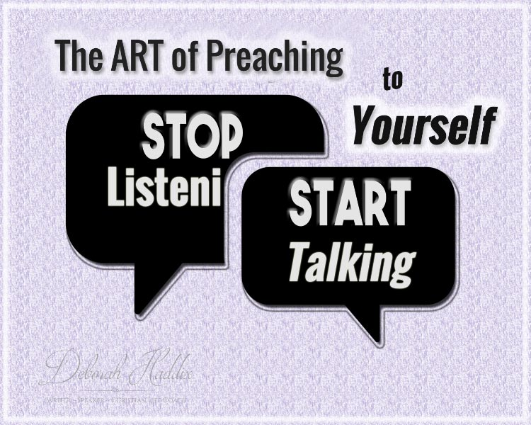 The Art of Preaching to Yourself
