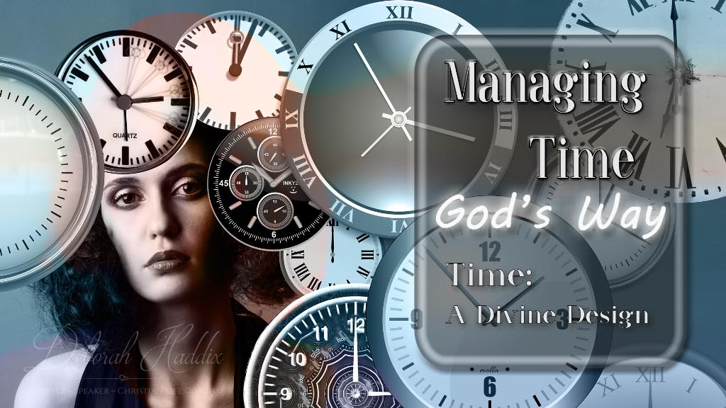 Time: A Divine Design