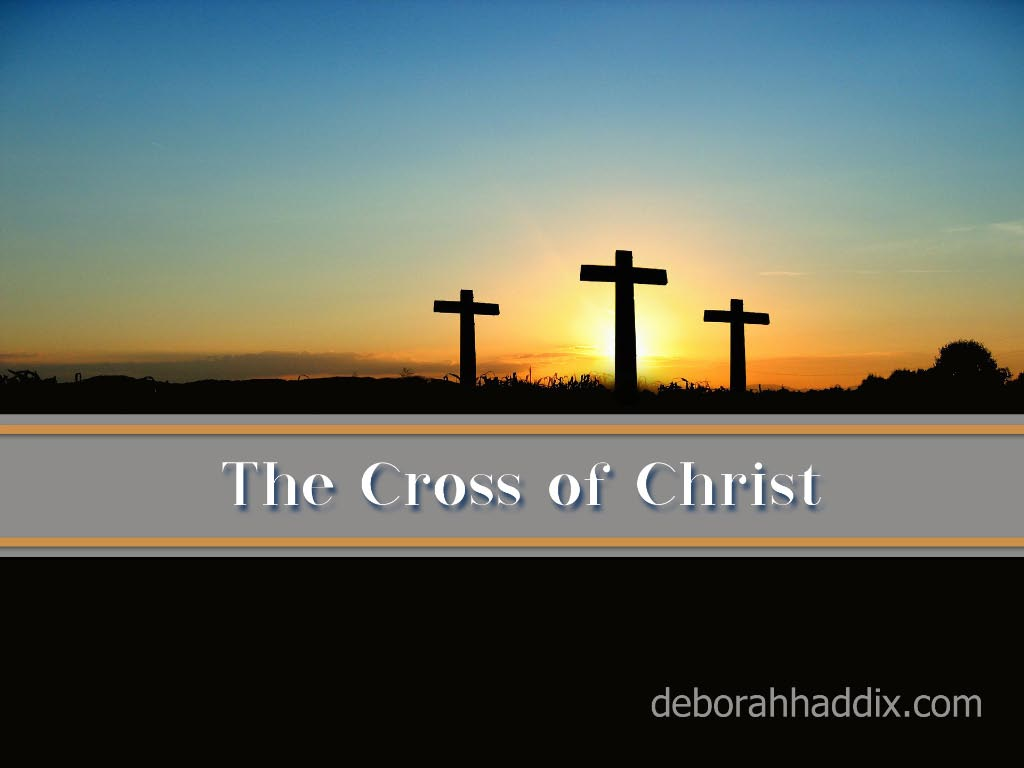 Meditating on The Cross of Christ