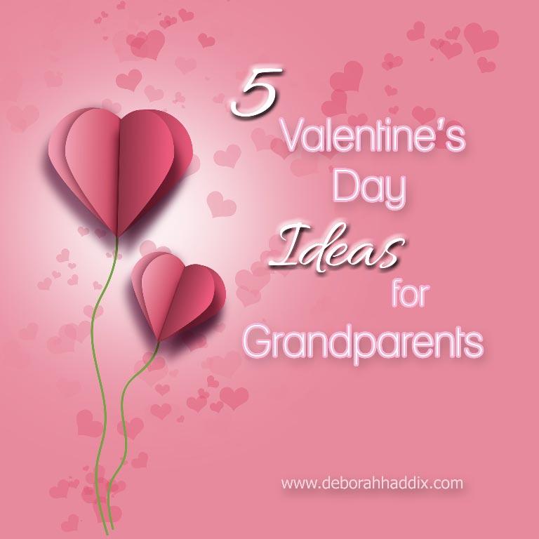 5 Valentine's Day Ideas for Grandparents